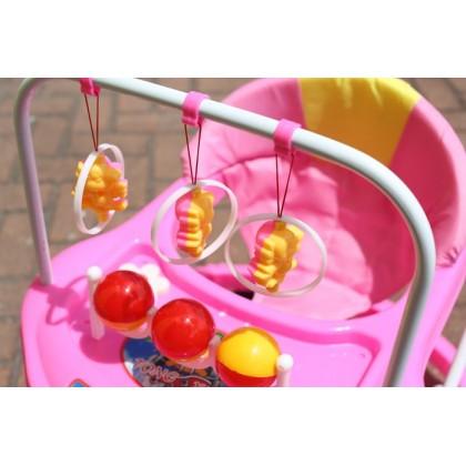 JOM KELLY Swing Toy Musical Baby Walker