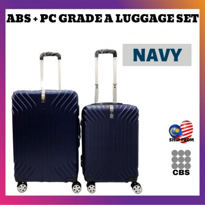 JOM KELLY PC ABS Grade A Hard Shell Luggage Set 20 24 Inch Chic Brand Spinner Wheel Luggage