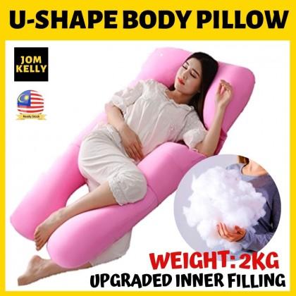 JOM KELLY Pregnant Pillow U Shape Maternity Pregnancy Nursing