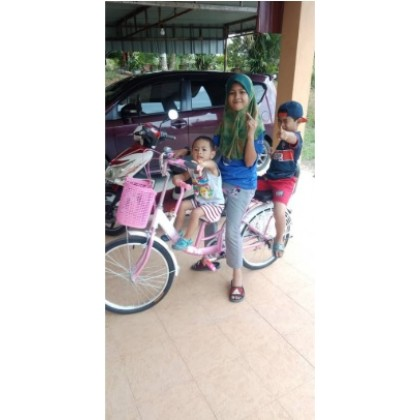 JOM KELLY Installation Manual for Parent-Child Bicycle Family Bike