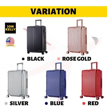 JOM KELLY PC Grade A 20 24 28 Inch Hard Case Luggage Travel Bundle Luggage EV3003